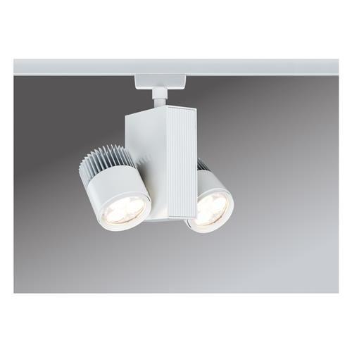 Preisvergleich Produktbild Paulmann 951.64 Stromschienensystem,  Metall,  Integriert,  weiß