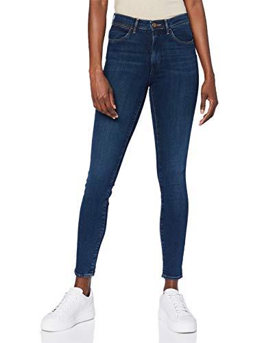 jeans donna wrangler skinny Wrangler High Rise Skinny Jeans