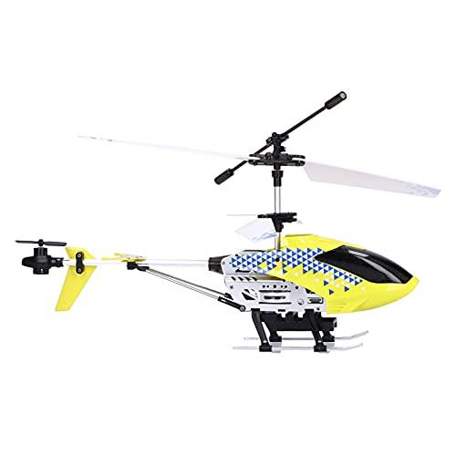 Helicóptero RC Helicóptero De Control Remoto con Cámara FPV WiFi Juguete De Helicóptero De Control Remoto 2.4G para Mayores De 14 Años