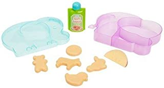 perfectly cute Baby Doll Accessory Snack Time Set