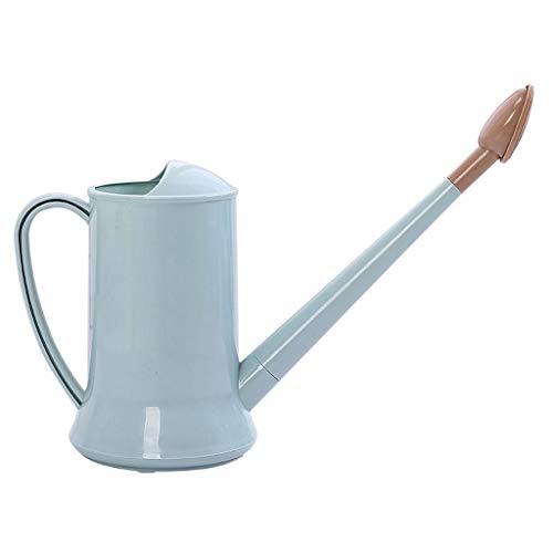 DUOER home Arrosoir à Long Bouche, Pot d'arrosage en Plastique de Grande capacité de Jardinage d'arroseur (Color : Blue, Taille : 14.5 * 20.5 * 33cm)