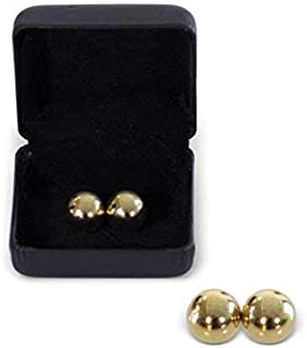 MAGGIES Power Magnetic Balls Fabric Fastening for Thick and Heavy Fabrics. Mixing The 2 Sizes adjusts The Holding Power. Two Sizes give Maximum Gold Powered Strength.Storage Box.