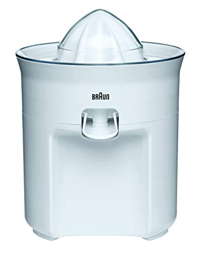 Braun Tribute Collection CJ 3050 Zitruspresse (60 W, 0,35 l) weiß