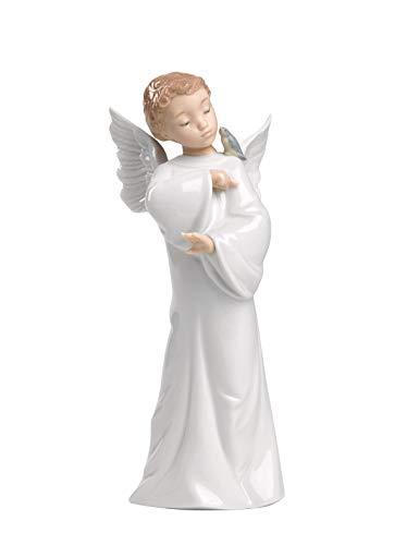 NAO Figura Ángel De La Guarda. Angeles de la Guarda de Porcelana