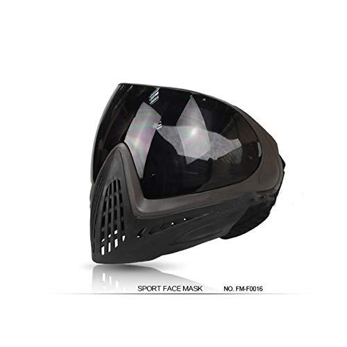 FMA F1 Paintball Airsoft Sport Gafas antiniebla/Cara