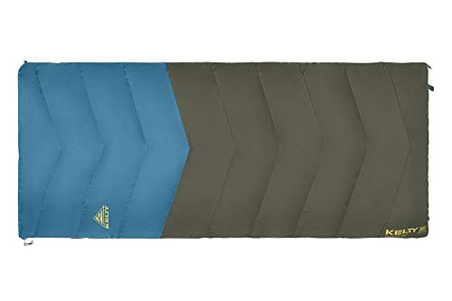 Kelty Galactic 30 Degree Down Sleeping Bag, Packed with Lightweight 550...