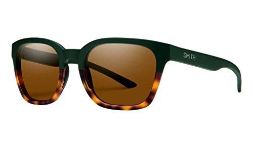 Smith Optics Herren Founder Slim Lifestyle polarisierte Sonnenbrille Gr. Einheitsgröße, Schildkröte Oliv