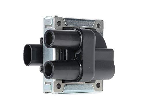 HELLA 5DA 193 175-341 Zündspule - 12V - 2-polig - Anschlussausführung DIN/Blockzündspule - geschraubt