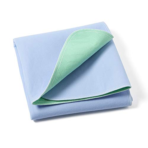 Medline - MDTIU8SEFBLPK Quick Dry Washable Underpads, Large Bed Pads...