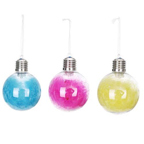 WANGXL Christmas LED Light Bulb Tree Lights Decoration Pendant Ornament Strings Christmas Tree Holiday Party Decoration Lantern