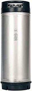 5 Gallon AMCYL Home Brew Keg - New Ball Lock - Stainless Steel Product Tank