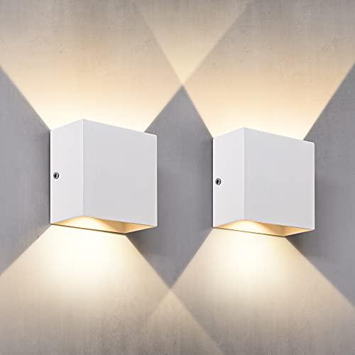 lampadario camera da letto 3000k Lampade da Parete LED 6W