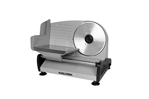 Kalorik AS 45493 S 200 W Professional Food Slicer, Silver