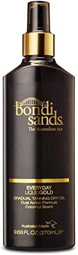 2 x Bondi Sands Everyday Gradual Liquid Gold Tanning Oil 270ml