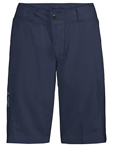VAUDE Damen Hose Women's Ledro Shorts, eclipse/eclipse, 40, 41434