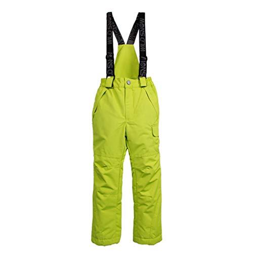 CXJC Outdoor-meisje, ademend, winddicht, thermische dikke riem, met sneeuwriem, skibroek voor skiën en snowboarden