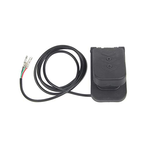 Elegantamazing - Pedal de Control de pie eléctrico de 5 V para...