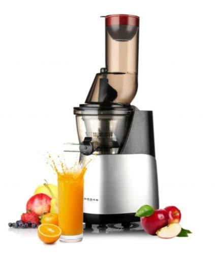 jordan tipo Aicok Centrifuga, Estrattore di Succo a Freddo, Estrattore Frutta per Succo più Nutriente,big juice