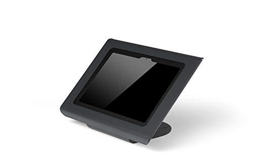 Tabdoq Soporte antirrobo de mesa compatible con tablet Samsung Galaxy TAB A7 10.4 pulgadas, color negro