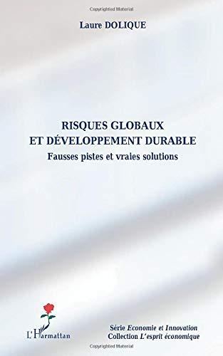 Livres De Laure Dolique Pdf Telecharger Risques Globaux Et