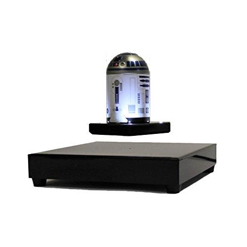MagneticLand R2D2 de Star Wars en lévitation sur Base électromagnétique Design