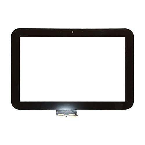 HUOGUOYIN Displayersatz Noten-Glas Fit for Toshiba AT10 Touch Screen Glas Digitizer Panel-Front-Glasobjektiv-Sensor Kostenlose Tools Ersatzsatz für Reparatursatz