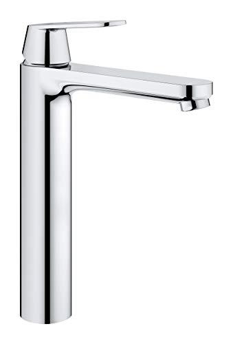 Grohe 23921000 Eurosmart Cosmopolitan Einhand-Waschtischbatterie, XL-Size, Chrom