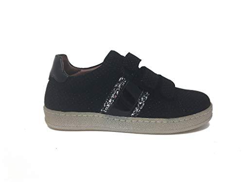 Bellamy NELCRO - Zapatos, Negro (Negro ), 32 EU