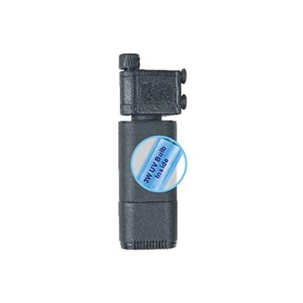 Aquarium UV C-Wasserklärerer 3W f. Aquarien bis 75 L,Algenkiller,Algenbekämpfung