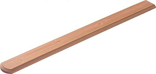 Zaunlatten für Holzzaun (5 Stück) - Douglasie - 4090/43 DO (18x950x90mm)