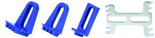 KS Tools 150.3025 Universal-Schwungrad-Blockierwerkzeug-Satz, 4-tlg.