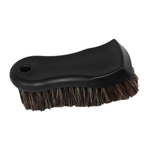 Cepillo de limpieza de ruedas de neumáticos de coche Cepillo para Ruedas Cepillo de limpieza de coches para detalles interiores