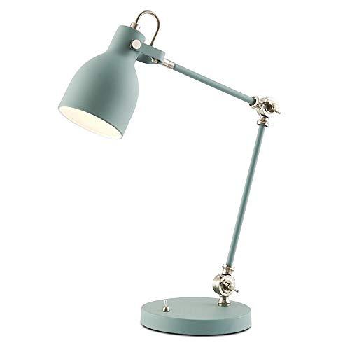 Lyuez leestafellamp bureau college, computerslaapwerk creatief lange arm Folding slaapkamer bedlampje schommel schakelaar Folding Slaaplamp