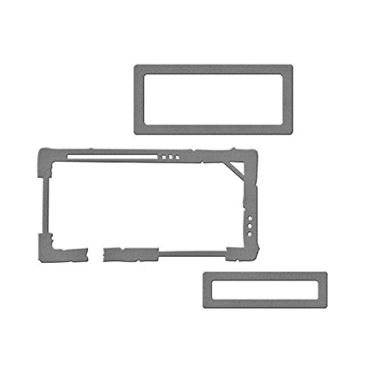 Spellbinders S3-232 Robot Bar Shape Abilities Die Cut