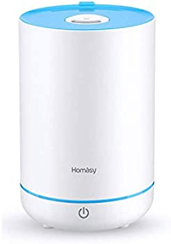 Homasy Large Humidifier with Big Water Tank
