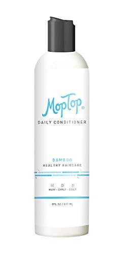 MopTop - Daily Conditioner Bamboo - 8 oz. by MopTop