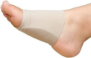 Silipos Gel Plantar Fasciitis Arch Sleeve Foot and Heel Pain Sock