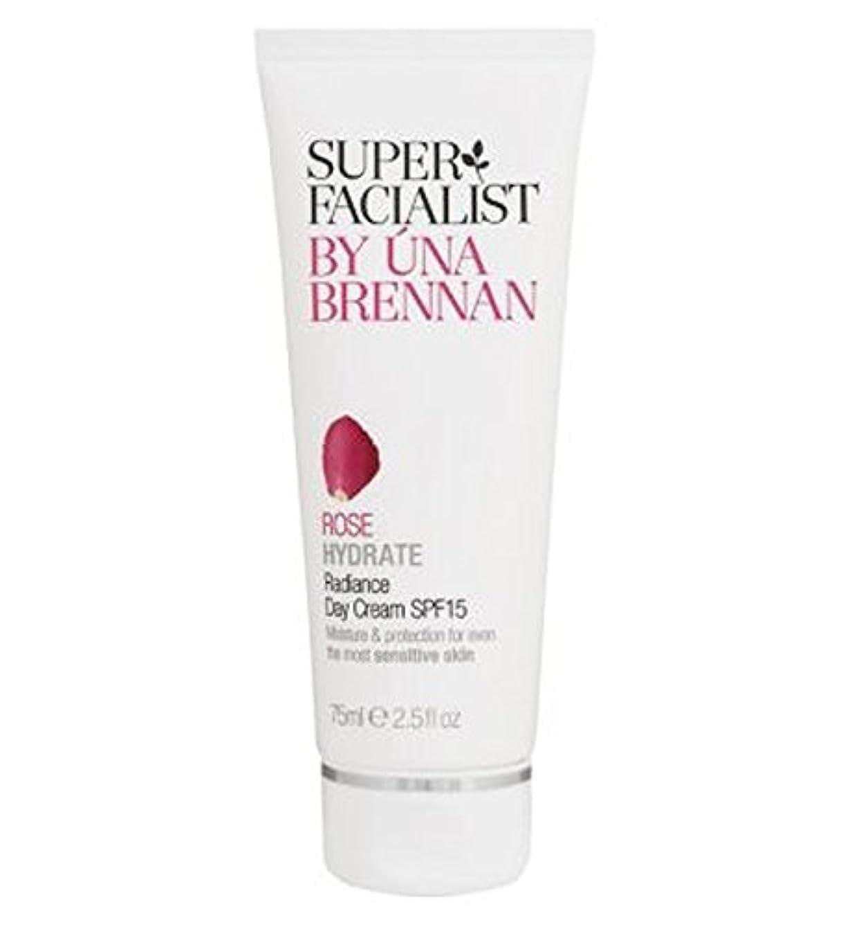 耐えられる値未満Superfacialist Rose Hydrate Radiance Day Cream SPF15 75ml - Superfacialistは水和物放射輝度デイクリームSpf15の75ミリリットルをバラ (Superfacialist) [並行輸入品]