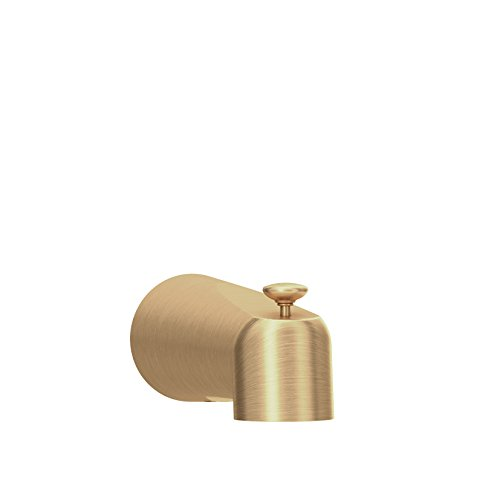 Symmons 352TS-BBZ Dia Diverter Tub Spout in Brushed Bronze