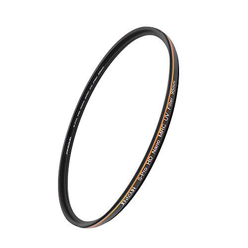JONGSUN S-Pro HD Nano MRC UV Filter 95mm, 16-Schichten Mehrlagenbeschichtung, Schott B270, Kameras Ultraviolett Schutzfilter Filter