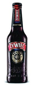Polnisches Dunkel Bier Zywiec Porter 0,5 L Flasche 9,5% Alk. 5 Flaschen im Angebot