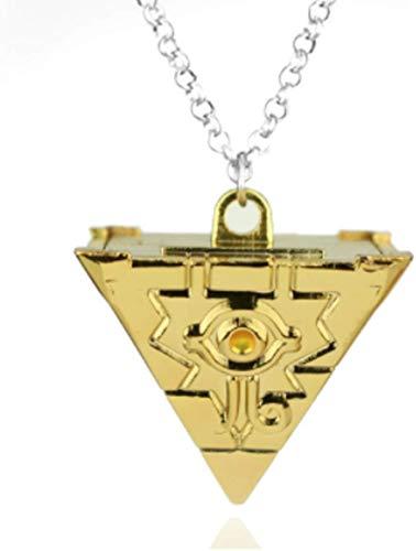 Milleniumspuzzle von Yugi | Milleniums Puzzle Cosplay Halskette (Necklace) aus der Anime Serie