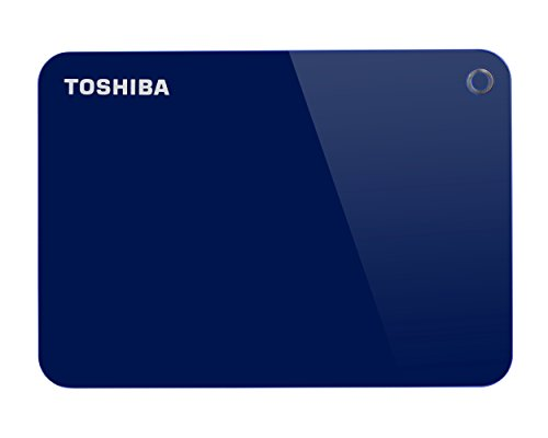 TOSHIBA EUROPE Canvio Advance 2 to Blue