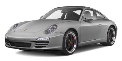 2012 Porsche 911 4, 2-Door Targa ...