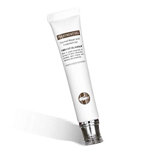 Cuidado personal Reparación de cocodrilos Gel Desalinización Estrías Crema de reparación del sello del acné Productos de belleza - Blanco
