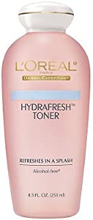 L'Oreal Alcohol-Free Hydrafresh Toner