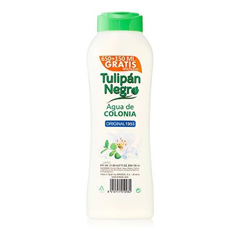 Tulipán Negro Agua de Colonia Original 1953 800 ml