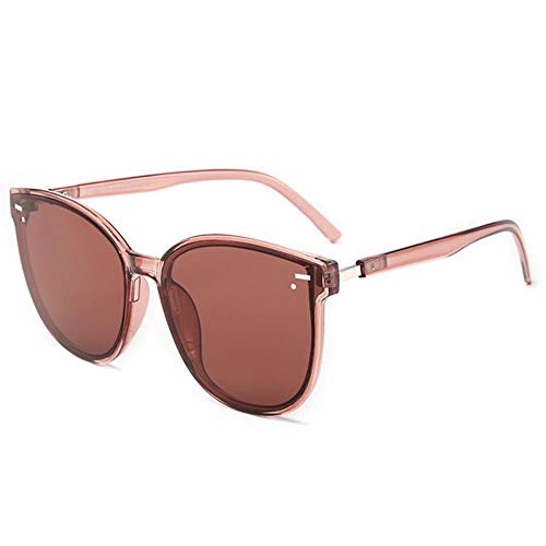 SELLM Squar Gafas de Sol Mujer Dise?o de Marca Recubrimiento Espejo Se?Ora Gafas de Sol Mujer Gafas de Sol para Mujer Gafas, C5