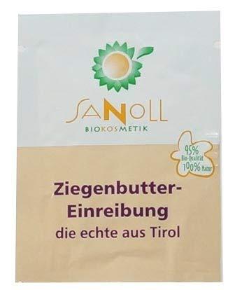 Sanoll Ziegenbutter Einreibung 50 ml