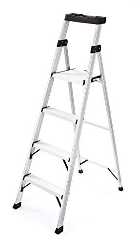 Rubbermaid RMA-5XS 5.5 Ft. Aluminum Project Top Step Ladder